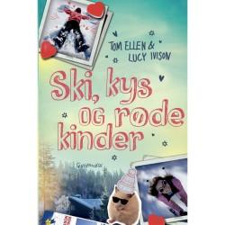 Ski, kys og røde kinder - Hæftet