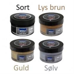 Skocreme Platinum/bronze- Woly shoe cream / Bjørns skocreme
