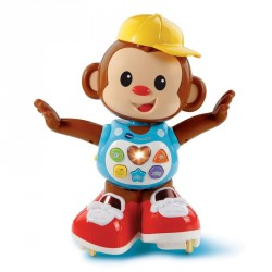 Skøjtende abe med sensor fra VTech - Chase Me Casey