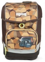 Skoletaske fra Ergobag - Cubo - CaterpillBear