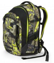Skoletaske rygsæk - Satch Match - Jungle Lazer (30+5L.)