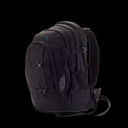 Skoletaske rygsæk - Satch Pack - Black Bounce (30L)