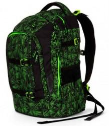 Skoletaske rygsæk - Satch Pack - Green Bermuda (30L)