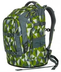 Skoletaske rygsæk - Satch Pack - Green Crush (30L)