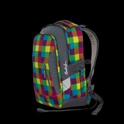 Skoletaske rygsæk - Satch Sleek - Beach Leach (24L)