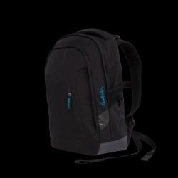 Skoletaske rygsæk - Satch Sleek - Black Bounce (24L)