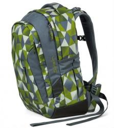 Skoletaske rygsæk - Satch Sleek - Green Crush (24L)
