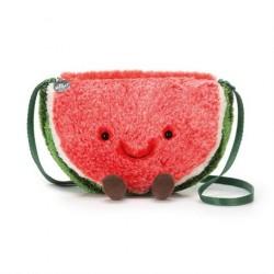 Skuldertaske til børn vandmelon Amuseable fra Jellycat