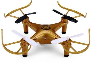 Sky Alien Fjernstyret 4 Kanals Micro Drone 2.4Ghz