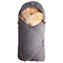 Sleepbag kørepose - Denim