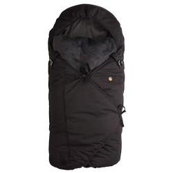 Sleepbag kørepose - Sort/grå
