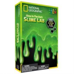 Slime Lab Kit Grønt fra National Geographic
