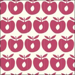 Småfolk Stofble - apple carmine