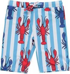 Småfolk UV50 Bade shorts - BLUE