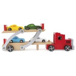 Small foot biltransporter