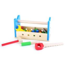Small foot værktøjskasse og værktøjsbænk
