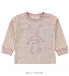 Small Rags Bluse - Lys Rosa m. Mr. Rags