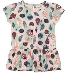 Small Rags Kjole - Grace - Rosa m. Print