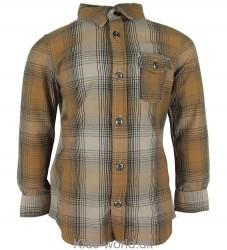 Small Rags Skjorte - Brunternet