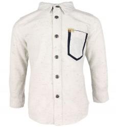 Small Rags Skjorte - Gråmeleret