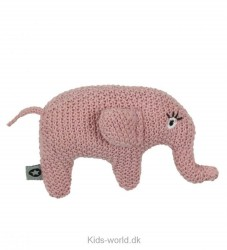 Smallstuff Rangle - Elefant - Rosa