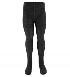 Smallstuff Strømpebukser - Uld - Mørkegrå