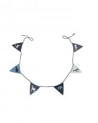Smallstuff vimpel - Dyr, Blå Accessories