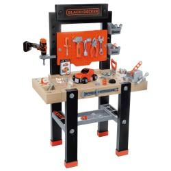 Smoby værktøjsbænk - Black & Decker