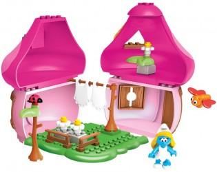Smølfines hus