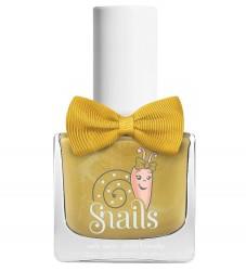 Snails Neglelak - Make A Wish - Gul m. Glimmer