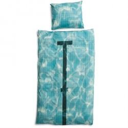 SNURK pool sengetøj str 140 x 220 Ekstra Længde