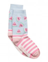 Sock - Water Melons