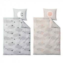 Södahl baby sengetøj Raindrops