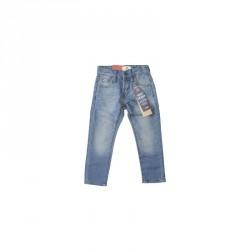 Sodalite Blue 520 - Jeans Extreme Taper Knit Denim fra Levis