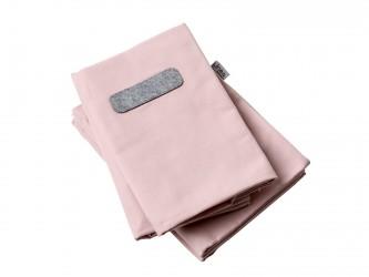 Sofahyndebetræk til Linea Leander sofa 4 stk (Soft pink)