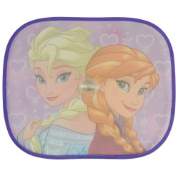 Solskærm Anna & Elsa 2 stk.