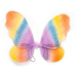 Sommerfuglevinger Regnbue