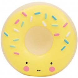 Sparebøsse fra A Little Lovely Company - Yellow Donut