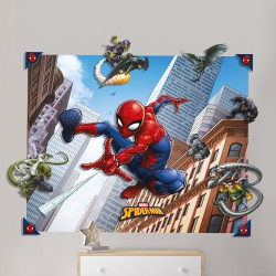Spider-Man 3D Wallstickers