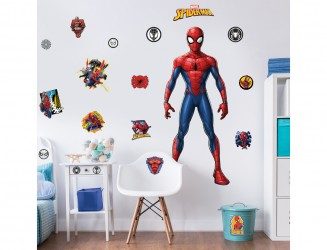 Spider-Man Wallstickers