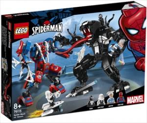 Spider-robotten mod Venom - 76115 - LEGO Super Heroes
