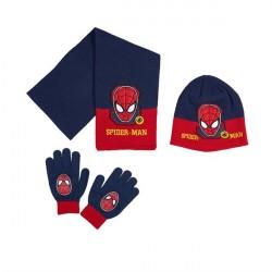Spiderman Hue, Vanter og Halstørklæde