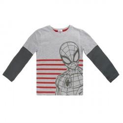 Spiderman Lines Langærmet Bluse