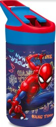 Spiderman premium drikkedunk m flipfunktion