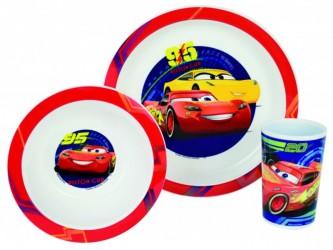 Spisesæt model Cars fra Disney