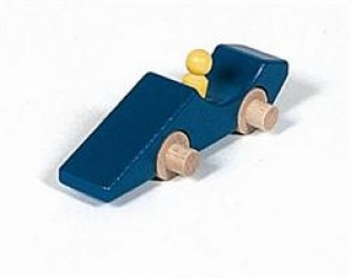 Sprinter, blå