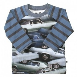 Stacked Cars - Bluse Elton fra MOLO 3W17A406
