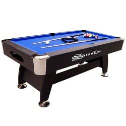 Stanlord poolbord med tilbehør - 8 fod