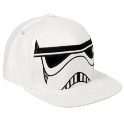 Star Wars Teen Kasket - Stormtrooper Head