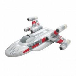 Star Wars X-FIghter bade båd 150 x 140cm